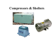 Compressors and Shelters