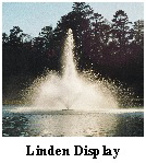 Linden Display Aerating Fountain