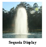 Sequoia Display Aerating Fountain